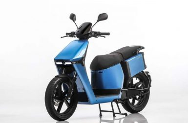 WOW : les scooters électriques made in Italy débarquent en Europe
